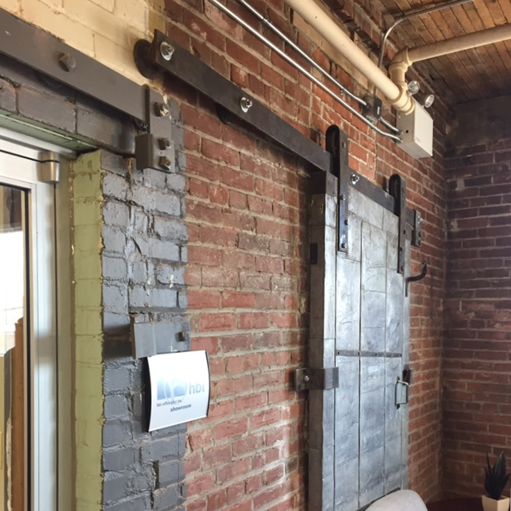 Exposed Interior Brick Cleaning Impact Industrial Services